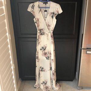 NWT Dynamite wrap dress